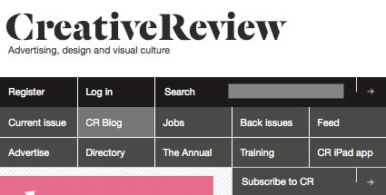 Creative Review, 17 September 2014