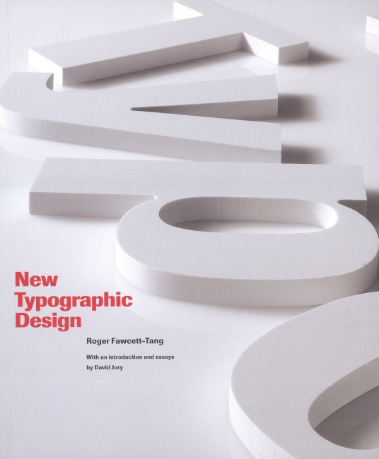 New Typographic Design, 2007