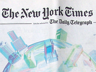 The New York Times, June 2005